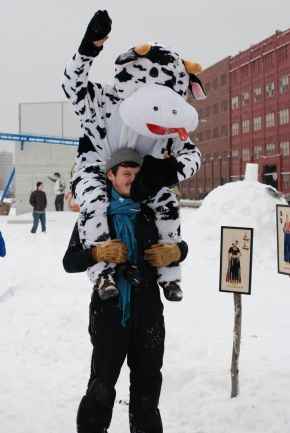 Upstate Snowdown brings out over 150 people to Lipe for Winter Fun